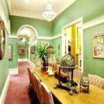 Victorian Interior Color Schemes Brokeasshome