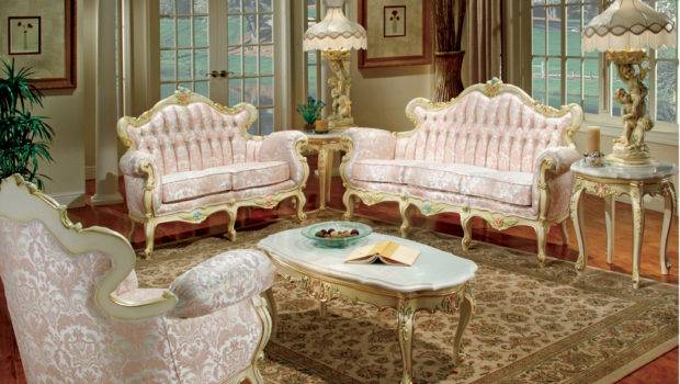 Victorian Living Room Includes