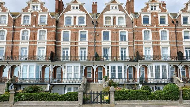 Victorian Terrace Bexhill Michael Wailes Flickr