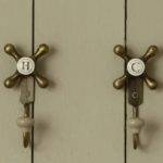 Vintage Bathroom Accessories Uniquely Made Upcycling Products