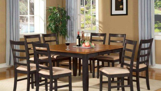 Vintage Dining Room Tables Eight Decoration