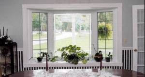 Vinyl Bay Windows American Window Industries