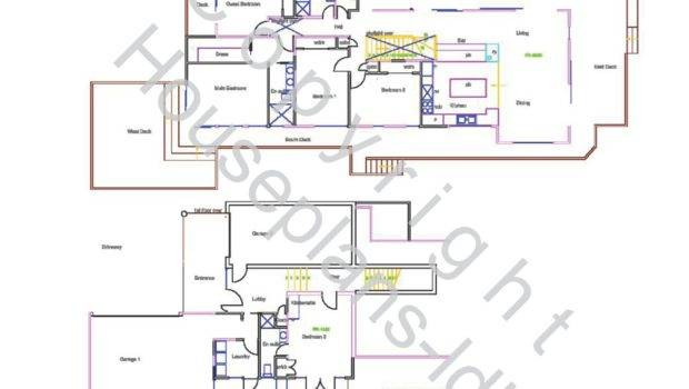 Virtual House Plan Home Floor Small Houses Buy Plans