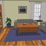 Virtual Living Room Design