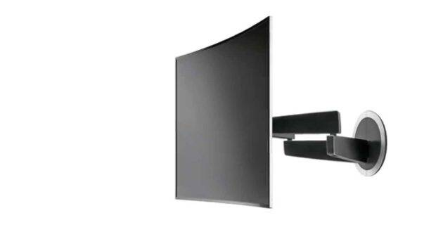 Vogel Wall Mount Get Best Curved Youtube
