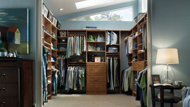 Walk Closet Dream Interior Ideas