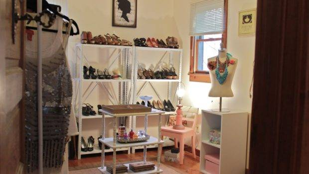 Walk Closet Dressing Room Design
