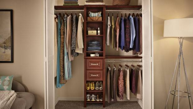 Walk Closet Organization Ideas