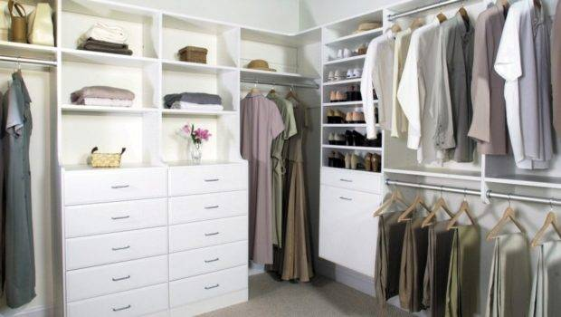 Walk Closets Ideas Closet Small Spaces