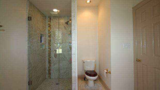 Walk Shower Ideas Lavish Tiny Bathroom Designing City