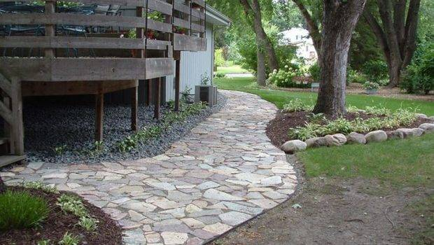 Walkway Landscaping Ideas Pathway Landscape Designs Lawn King