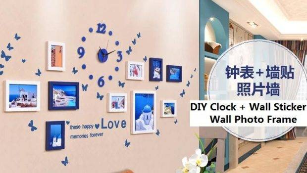 Wall Frame Home Decoration End