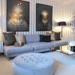 Wall Modern Hangings Ideas Living Room Design Small