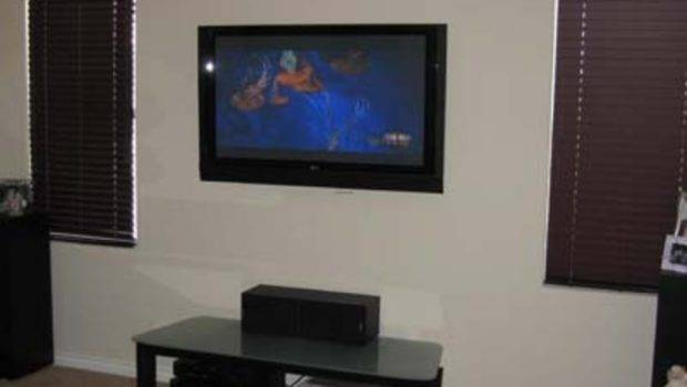 Wall Mount Ideas Flat Screen Mounts