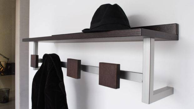 Wall Mounted Coat Rack Home Decor Furniture
