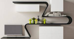 Wall Shelving Ideas Modern Style