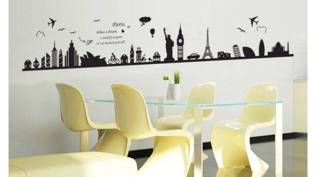 Wall Sticker Decals Removable Pvc Home Decor Bedroom Decoration