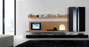 Wall Units Modern Entertainment