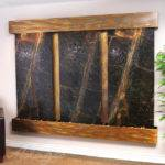Wall Water Features Indoor Outdoor Mounted Feature