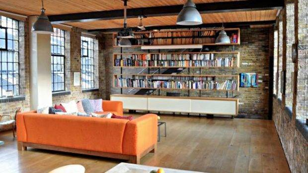 Warehouse Conversions Into Living Space Kitchens Spaces