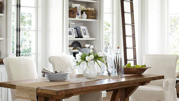 Ways Decorate White Pottery Barn