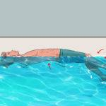 Ways Float Your Back Wikihow