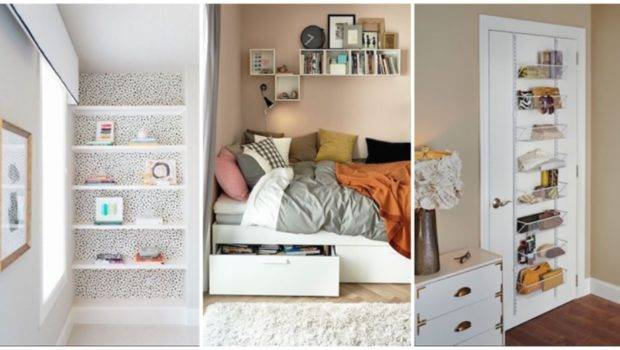 Ways Maximize Space Tiny Bedroom Ideas Love