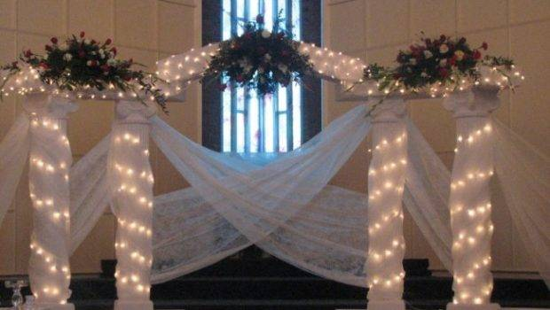 Weddings Ceremony Rentals Tampa Arches Columns