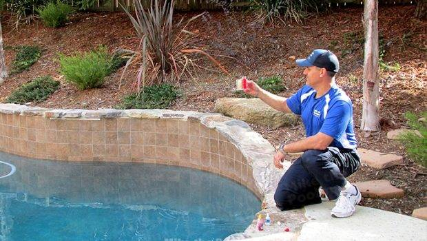 Weekly Pool Service Maintenace Mike Poolman