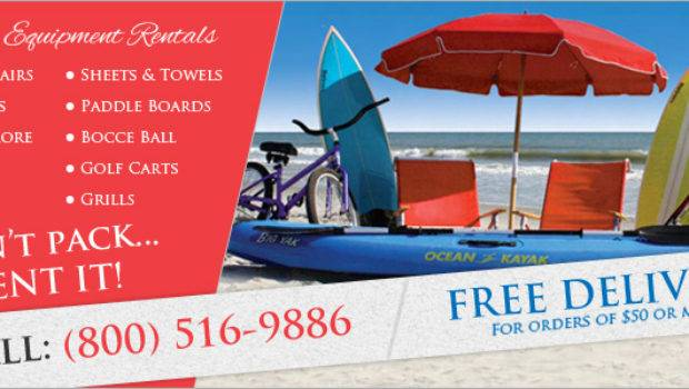Welcome Vacation Equipment Rentals