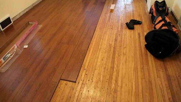 Which Better Hardwood Laminate Flooring