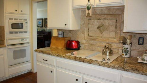 White Appliances Cabinets House Furniture