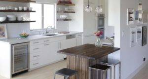 White Appliances Find Limelight