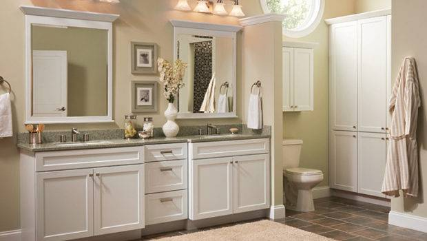White Cabinets Appropriate Bathroom Remodel Ideas