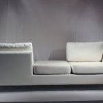 White Double Sided Sofa