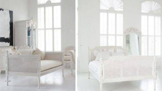 White Interior Design French Furniture All