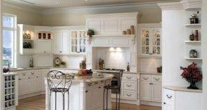 White Kitchen Cabinets Design Ideas Remodeling Traditional Models