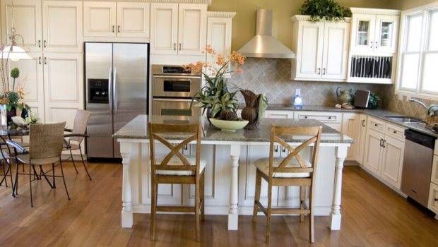 White Kitchen Cabinets Furniture