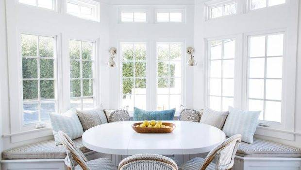 White Pedestal Dining Table Black Chairs