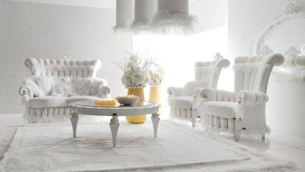 White Room Decor Interior Design Decosee