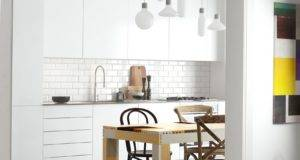 White Scandinavian Kitchen Pikcells Visualisation Studio