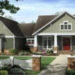 White Trim Home Pinterest Sage Green House