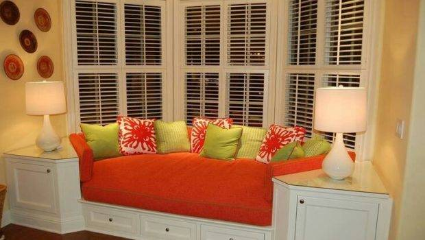 Window Nook Decorating Ideas Our New House Pinterest