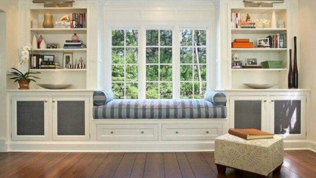 Window Seat Bedroom Home Pinterest