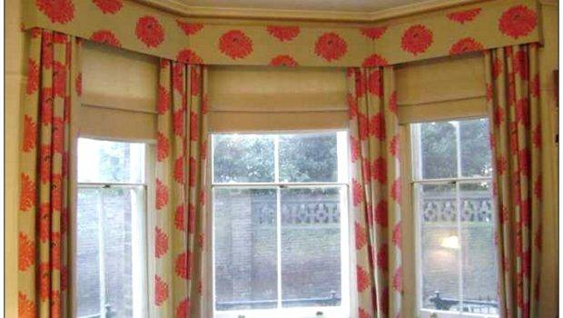 Window Treatment Ideas Bay Windows Blinds