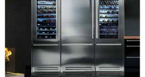 Wine Refrigerator Stainless Style Miele