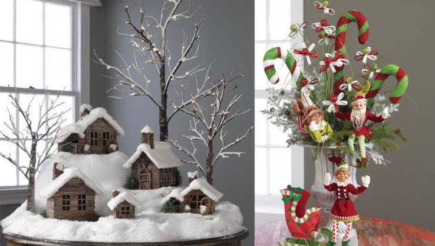 Winter Wonderland Christmas Decoration Primitives Diy