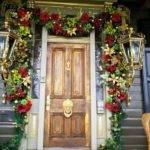 Wonderful Christmas Front Porch Decorations Top Dreamer