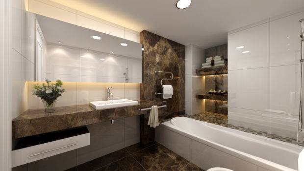 Wonderful Modern Bathroom Ideas Special Designs