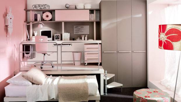 Wonderful Teen Girl Bedroom Ideas Small Room
